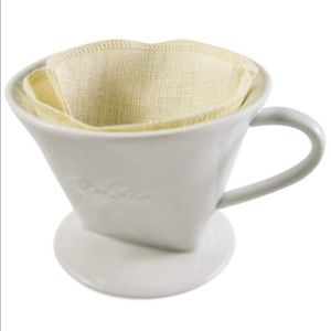 Hemp coffee filters